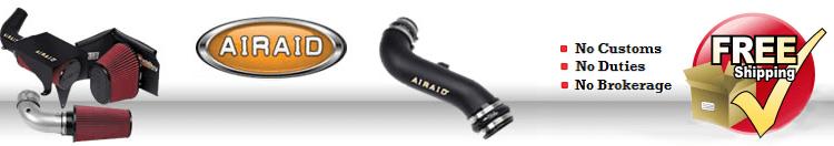 Airaid Brand Banner