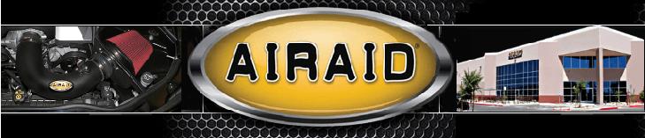 Airaid Brand Banner - about