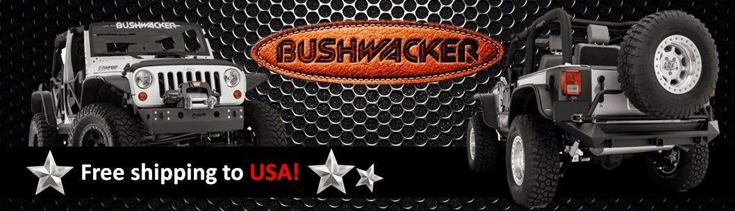 Bushwacker Brand Banner - US
