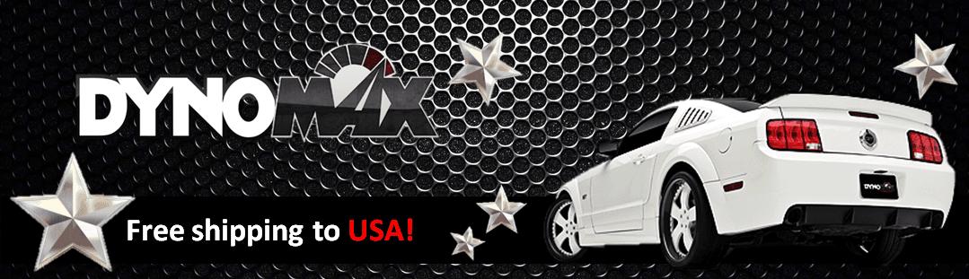 DynoMax Brand Banner - US