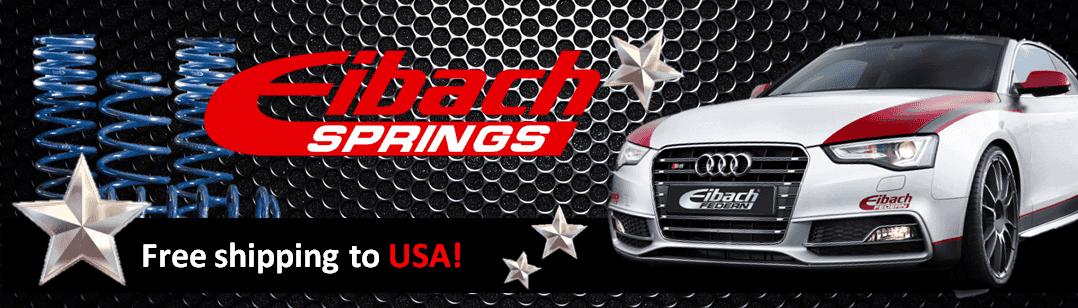 Eibach Brand Banner - US