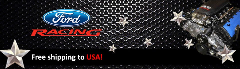 Ford Racing Brand Banner - US