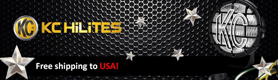 KC HiLiTES Brand Banner - US