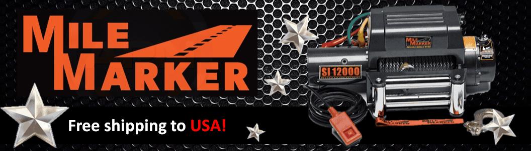 Mile Marker Brand Banner - US