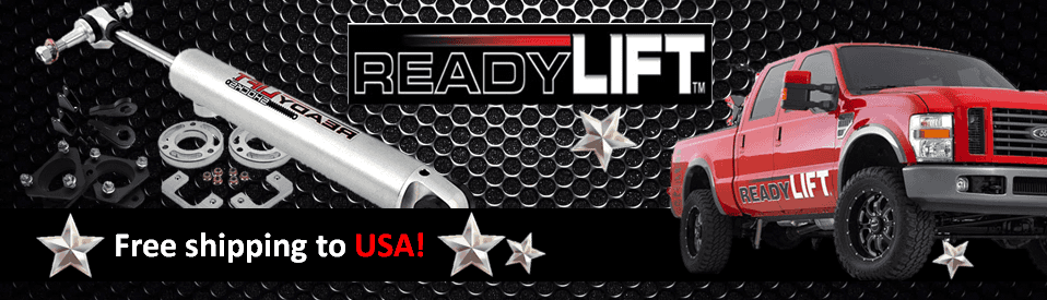 ReadyLift Brand Banner - US
