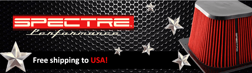 Spectre Performance Brand Banner - US
