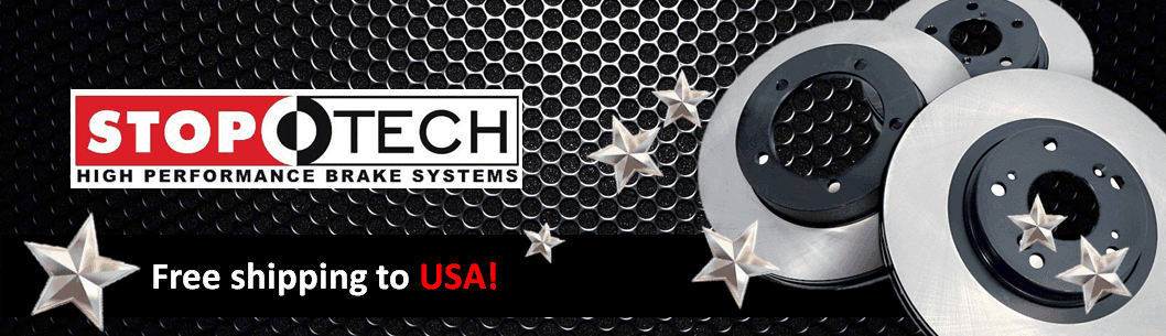 StopTech Brand Banner - US
