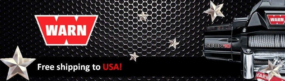 Warn Brand Banner - US