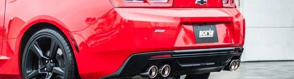 borla performance exhaust