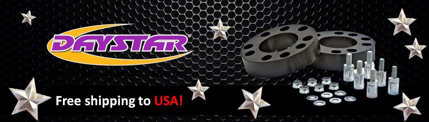 Daystar Brand Banner - US
