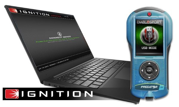 DiabloSport Predator 2 Fast Update