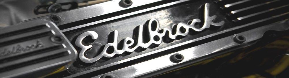 edelbrock carburetors and manifolds
