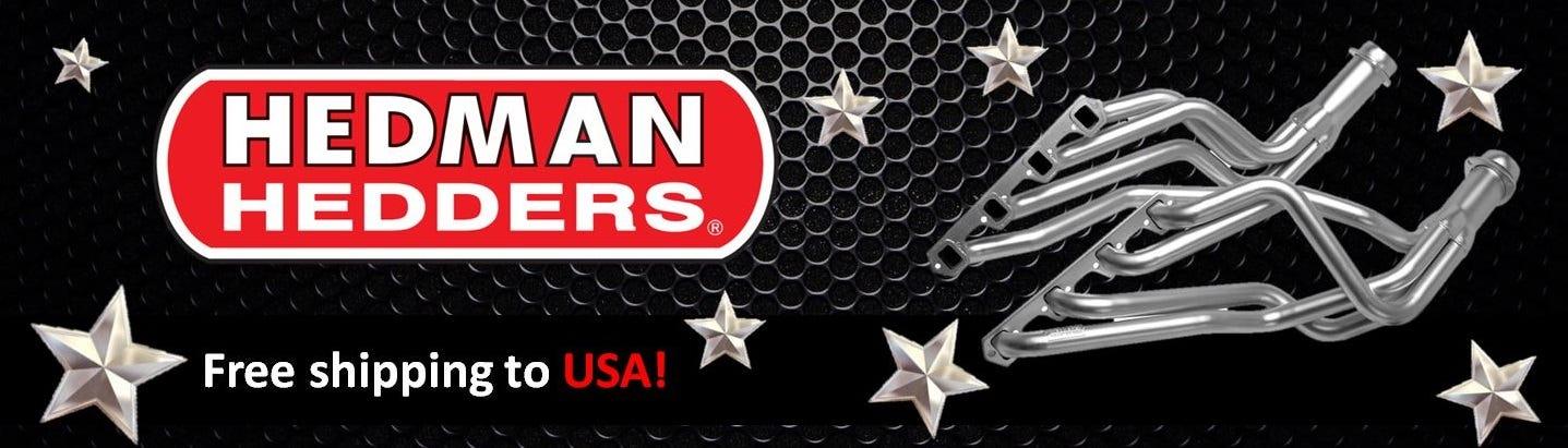 Hedman Hedders Brand Banner - US