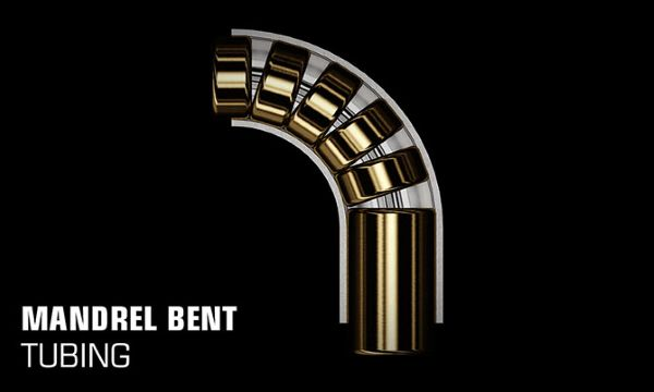mandrel bent