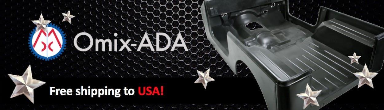 Omix-ADA Brand Banner - US