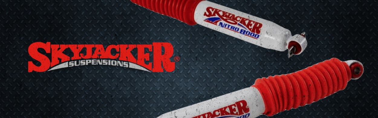 Skyjacker Brand Banner - US