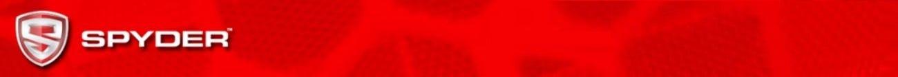 Spyder Brand Banner - about