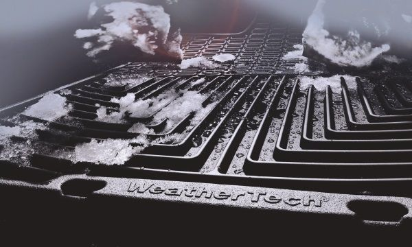 weathertech all weather cleanup